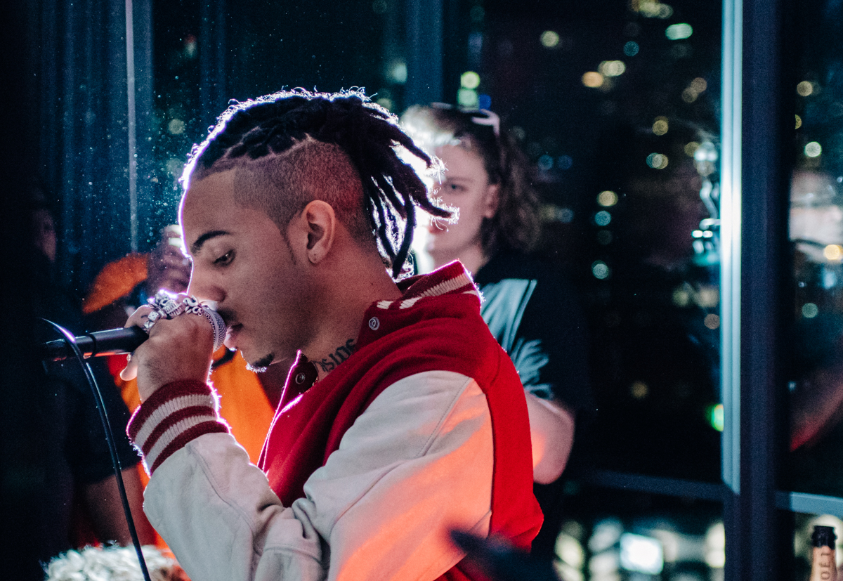 PHOTOS: Vic Mensa debuts 'The Autobiography' to hometown crowd